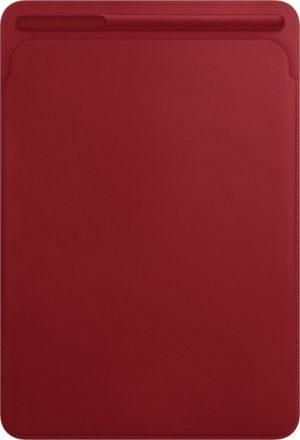 Apple Leren Sleeve voor iPad Pro 10.5 - Rood