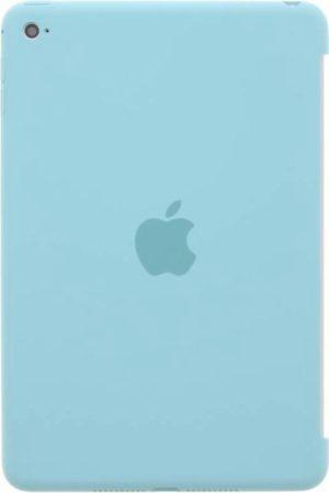 Apple Silicone Backcover iPad Mini 4 tablethoes - Mintgroen