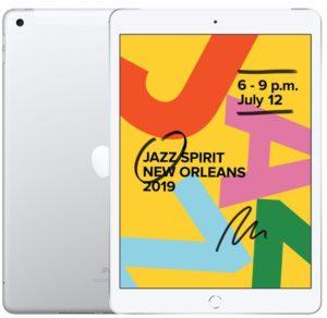 Apple iPad (2019) 128GB WiFi + 4G tablet