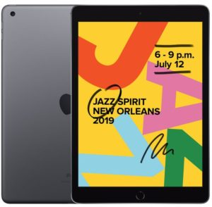 Apple iPad (2019) 32GB WiFi tablet