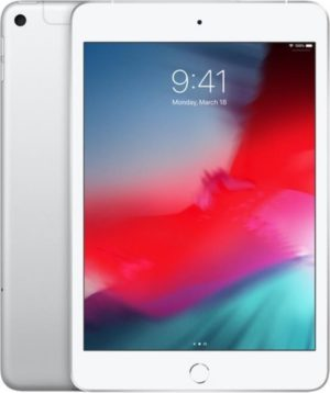 Apple iPad Mini (2019) - 7.9 inch - WiFi + Cellular (4G) - 256GB - Zilver