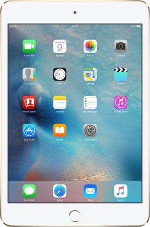 Apple iPad Mini 4 - 7.9 inch - WiFi - 128GB - Goud