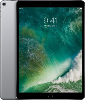 Apple iPad Pro - 10.5 inch - WiFi - 512GB - Spacegrijs
