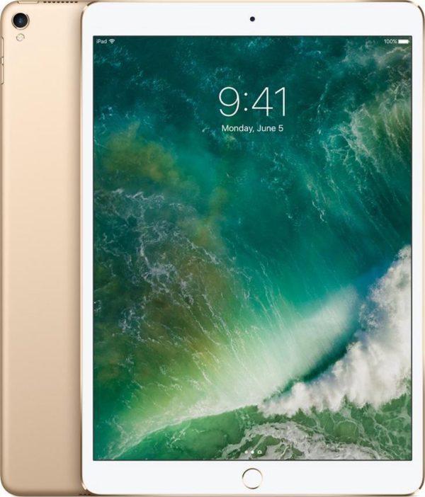 Apple iPad Pro - 10.5 inch - WiFi + Cellular (4G) - 256GB - Goud