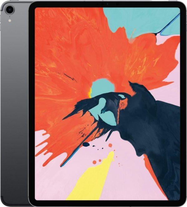 Apple iPad Pro - 11 inch - WiFi + Cellular (4G) - 512GB - Spacegrijs