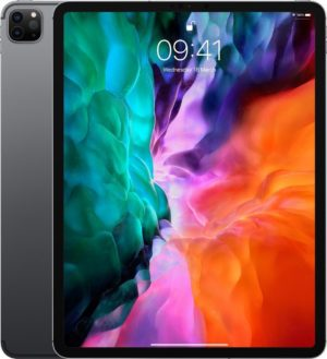 Apple iPad Pro (2020) - 12.9 inch - WiFi + Cellular (4G) - 1TB - Spacegrijs