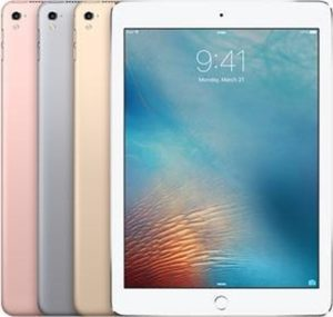 Apple iPad Pro - 9.7 inch - WiFi - 256GB - Roségoud