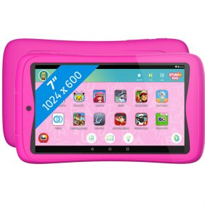 Kurio Tab Connect Studio 100 7 inch 16 GB Wifi Roze