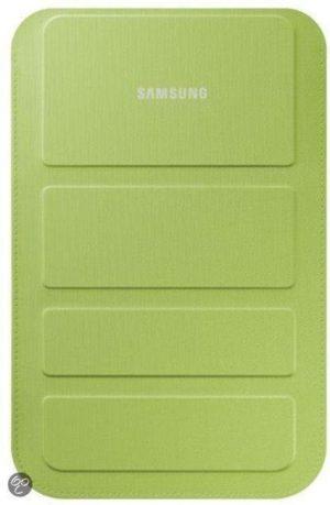 Samsung Stand Pouch voor de Samsung Tab 7 inch - Groen