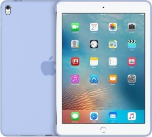Siliconenhoes voor 9.7-inch iPad Pro - Lila
