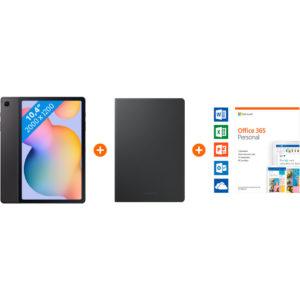 Starterspakket - Samsung Galaxy Tab S6 Lite 64 GB Wifi + 4G