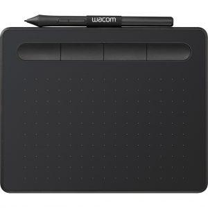 Wacom Intuos S Bluetooth Zwart