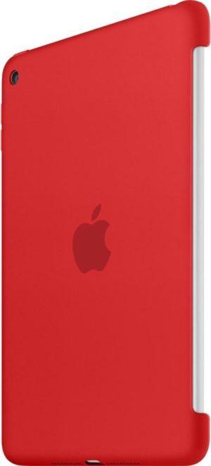 iPad mini 4 Silicone Case Red