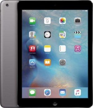 Apple iPad Air - 16GB - WiFi -Spacegrijs/Grijs
