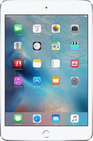 Apple iPad Mini 4 - 7.9 inch - WiFi + Cellular (4G) - 128GB - Zilver