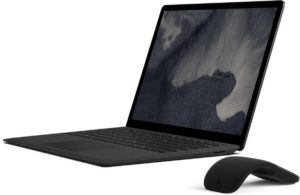 Microsoft Surface Laptop 2 - i5 - 8 GB - 256 GB (Zwart) - Azerty