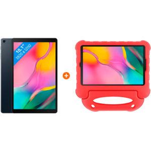 Samsung Galaxy Tab A 10.1 (2019) 32GB Wifi + Kinderhoes Rood