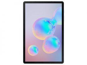Samsung Galaxy Tab S6 - 10,5 inch - 128 GB - WiFi - Blauw