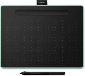 Wacom Intuos M Bluetooth grafische tablet 2540 lpi 216 x 135 mm USB/Bluetooth Zwart, Groen