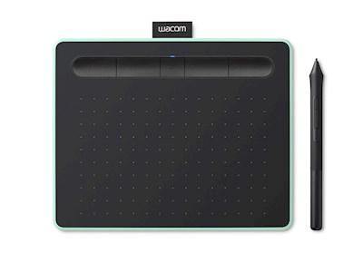 Wacom Intuos M Bluetooth - Groen