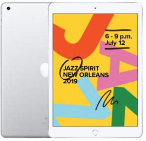 Apple iPad (2019) 128GB WiFi Tablet