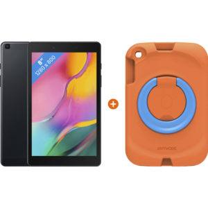 Samsung Galaxy Tab A 8.0 (2019) 32 GB Wifi + Kinderhoes Oranje