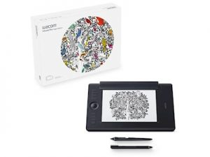Wacom Intuos Pro Paper Edition M South - Zwart