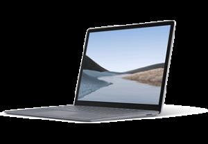 MICROSOFT Surface Laptop 3 - Platinum i5 8GB 256GB