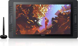 HUION Kamvas Pro 20 grafische tablet 5080 lpi 434,88 x 238,68 mm USB Zwart