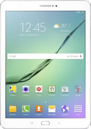Samsung Galaxy Tab S2 - 9.7 inch - WiFi + 4G - 32GB - Wit