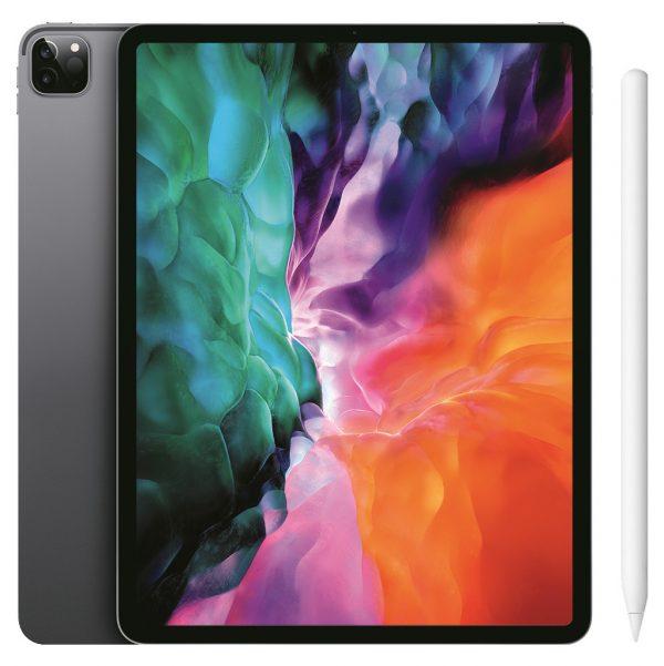 Apple iPad Pro (2020) 12.9 inch 128 GB Wifi Space Gray + Pencil 2