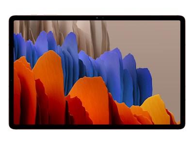 Samsung Galaxy Tab S7+ - 256 GB - Brons