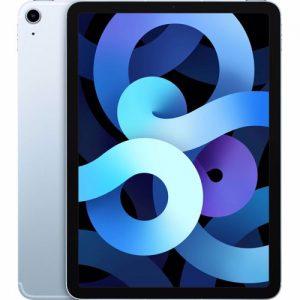 Apple iPad Air (2020) 256GB Wifi + 4G (Blauw)