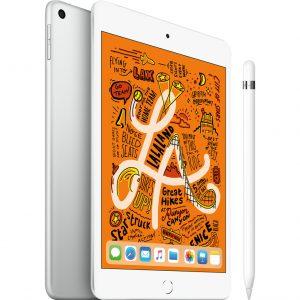 Apple iPad Mini 5 64 GB Wifi Zilver + Apple Pencil