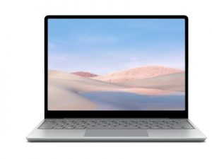 Microsoft Surface Laptop Go - i5 - 256 GB - Platina