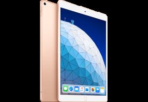 APPLE iPad Air (2019) Wifi /4G - 256GB - Goud