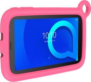 Alcatel 1T 7 16GB + roze bumper
