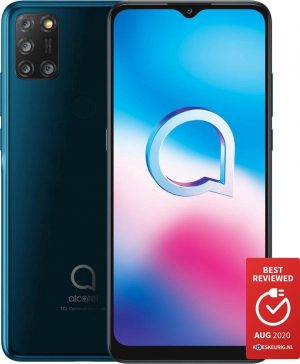 Alcatel 3X (2020) - 128GB - Groen