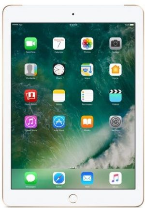 Apple iPad (2018) refurbished door Forza - A-Grade (Zo goed als nieuw) - 128GB - Cellular (4G) - Goud