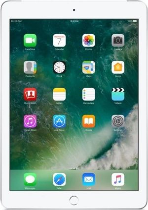 Apple iPad (2018) refurbished door Forza - B-Grade (Lichte gebruikssporen) - 128GB - Cellular (4G) - Zilver