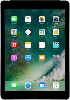 Apple iPad (2018) refurbished door Forza - B-Grade (Lichte gebruikssporen) 32GB - Cellular (4G) - Spacegrijs