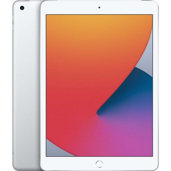 Apple iPad (2020) 10.2 inch 32 GB Wifi + 4G Zilver