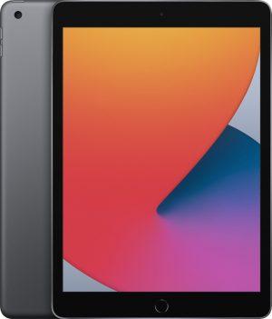 Apple iPad (2020) - 10.2 inch - WiFi - 128GB - Spacegrijs