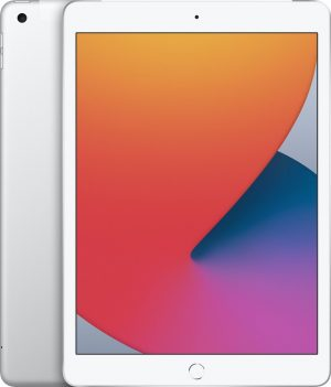 Apple iPad (2020) - 10.2 inch - WiFi + 4G - 128GB - Zilver