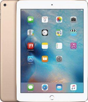 Apple iPad Air 2 refurbished door Forza - C-Grade (Zichtbare gebruikssporen) - 64GB - Cellular (4G) - Goud