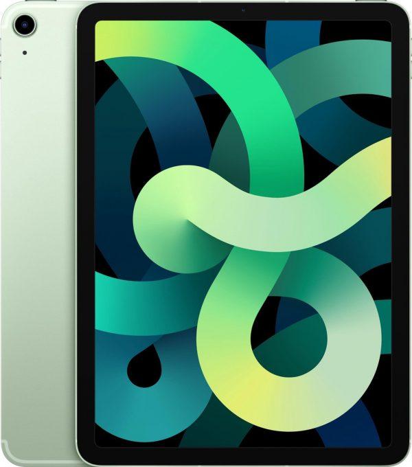 Apple iPad Air (2020) - 10.9 inch - WiFi + 4G - 256GB - Groen