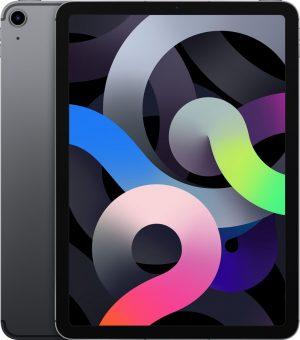 Apple iPad Air (2020) - 10.9 inch - WiFi + 4G - 256GB - Spacegrijs