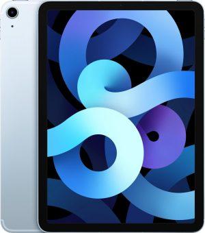 Apple iPad Air (2020) - 10.9 inch - WiFi + 4G - 64GB - Blauw