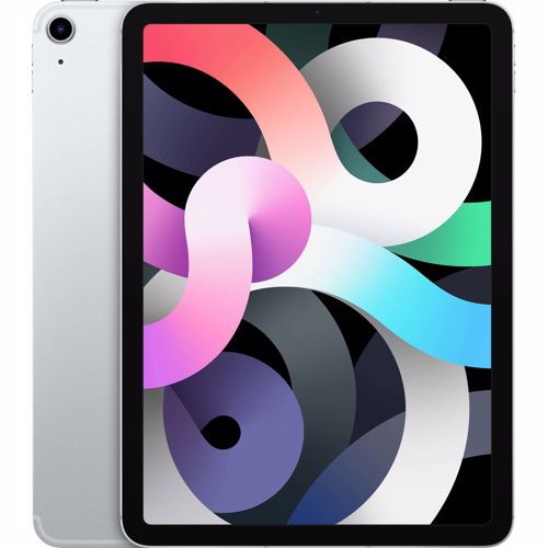 Apple iPad Air (2020) 256GB Wifi + 4G (Zilver)