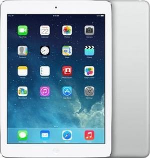 Apple iPad Air refurbished door Forza - B-Grade (Lichte gebruikssporen) - 32GB - Cellular (4G) - Zilver